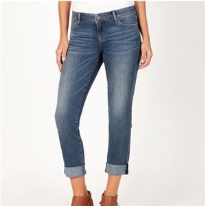 Kut from the Kloth Catherine Boyfriend jeans 848